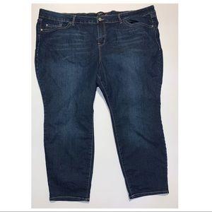 Torrid Extra Short Skinny Jeans